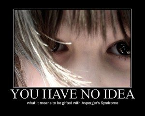 aspergers poster