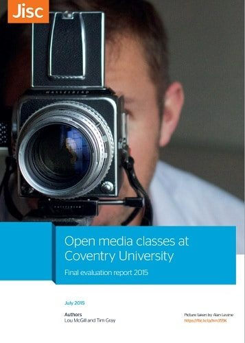 Coventry Open Media Classes