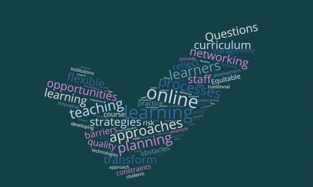 Online learning checklist